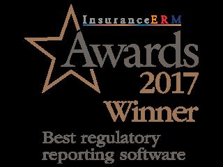 "Invoke Regulatory wins the ""Best Regulatory Reporting Software"" award."